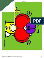 Dibujos para colorear GATURRO, GATURRO para imprimir.pdf