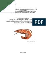 Informe Final Camaron 2019