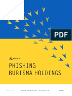 Area 1 Security Phishing Barisma Holdings Report