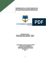 TESIS-DEFINICIÓN DE PARÁMETROS PARA LA ESTRUCTURACIÓN DE UN SISTEMA DE ALERTA TEMPRANA, EN LA CUENCA MEDIA DEL RIO CAUCA EN FUNCIÓN DE SUS CARACTERÍSTICAS HIDROLÓGICAS