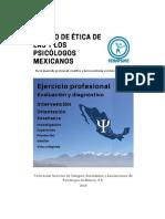 codigo etico psico mexicano