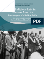 The Religious Left in Modern America (2018)