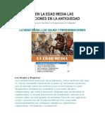 LOS VIAJES EN LA EDAD MEDIA LAS PEREGRINACIONES EN LA ANTIGUEDAD.docx