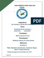 Portafolio de ser humano y desarrollo sostenible wialliana.docx