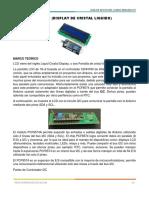 11 Pantalla LCD 16x02 con I2C