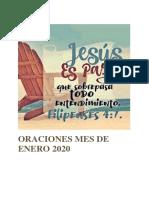 ORACIONES MES DE ENERO SECUNDARIA.docx