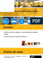 TIC5_Aula07_DireitosAutor, plágio e CC