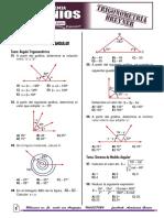 Ficha 01 Trigonometria - Sistema de Medida Angular