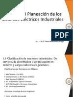 UNIDAD I Planeacion de Sistemas Electricos Industriales.pptx