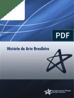teorico - História da Arte Brasileira II