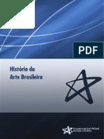 teorico - História da Arte Brasileira IV