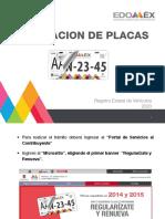 Manual de usuario Reemplacamiento Edomex 2020