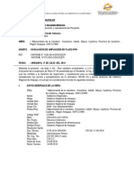 INFORME Nª 53   AMPLIACION DE PLAZO 06  VIZCACHANI - CAYLLOMA