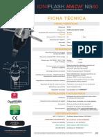 Ficha Tecnica - Ioniflash-Mach-NG60