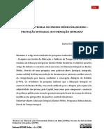 SILVA, Katarine A EDUCAÇÃO INTEGRAL NO ENSINO MÉDIO BRASILEIRO –