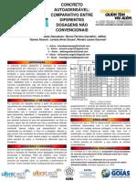 1 - Concreto Autoadensável Comparativo Entre Diferentes Dosagens Não Convencionais