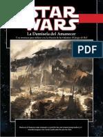 Star Wars[D6] - La Damisela Del Amanecer