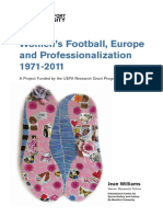 Woman's football, Europe & professionalization 1971-2011.pdf