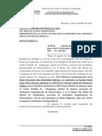 1819-2019 DESPLAZAMIENTO DE FISCAL para inspeccion fiscal inv 140-2019