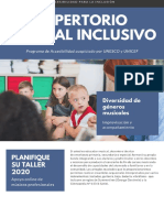 Planifique Su Taller Inclusivo 2020