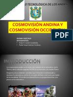 COSMOVISION ANDINA Y OCCIDENTAL