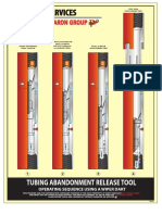 Tubing Disconnect - Dart Operating TM-22b