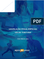 Lei de Tortura - Projeto Depen 2020