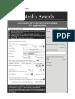 Ads App Form 2011