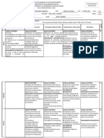 REDD Plan de Atencion Cuatrimestral 5° y 6° 2018