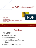 Who needs an ERP system anyway