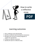 howtowriteareflectiveessay-130212015500-phpapp02