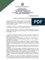 MB - COMUNICADO 7-XI - AGÊNCIA LUSA FAZ FALTA NO ALGARVE