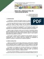 Importancia del lenguaje oral en educación infantil.pdf