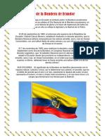 Día de la Bandera de Ecuador