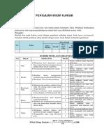 Penilaian Sikap Ilmiah (Peer Assessment)