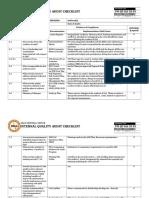IQA Checklist Mimaropa