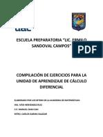 Compilado de ejercicios cálculo diferencial (1).pdf