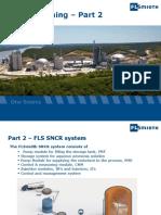 504 SNCR FLS SNCR system