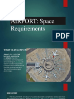 airport space requirements Final