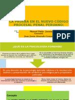 PERICIAS PSICOLOGICAS FINAL 2.ppt