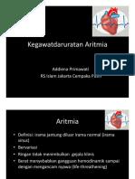 Emergency-Arrhythmia