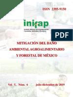Revista Mitigación Julio-Dic. 2019