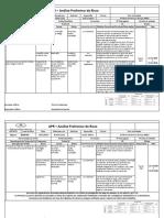 APR - Limpeza do Tanque pré-tratamento - MBB