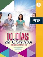 10 DÍAS DE ORACIÓN - DÍA 5