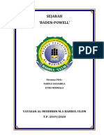 Sejarah Baden Powell
