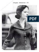 Knitting Cardigan Sweater 4