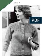 Knitting Cardigan Sweater 5