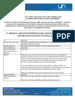 N° 2020-0118 - APOYOS ECONÓMICOS PARA MOVILIDAD ACADÉMICA ESTUDIANTIL SALIENTE NACIONAL 2020-01