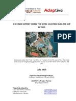 AHP Final Report