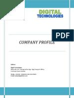 Company Profile_Digital Technologies v1.1